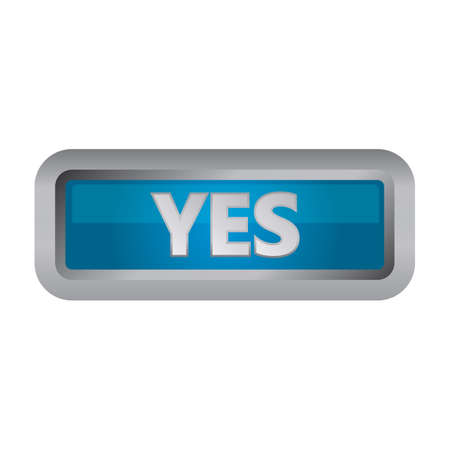 yes button: yes button