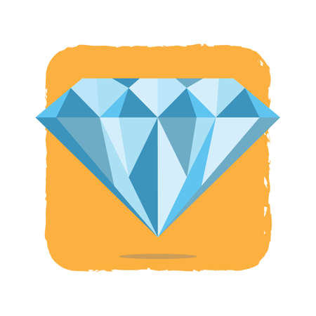 diamond stones: brilliant diamond cut