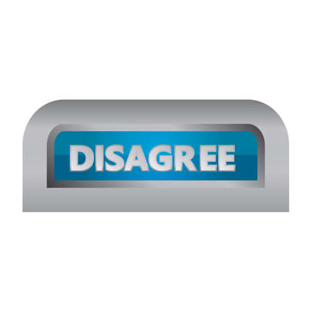 disagree: disagree button
