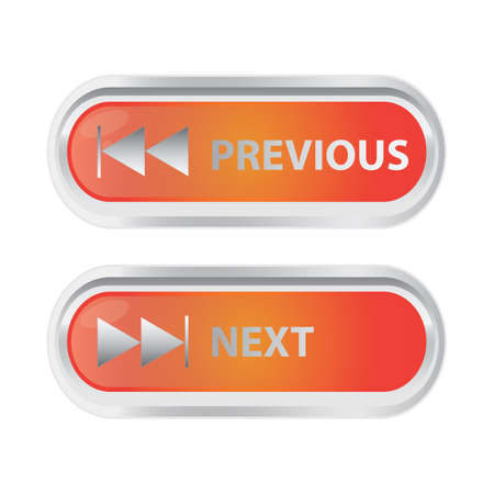 previous: previous and next buttons