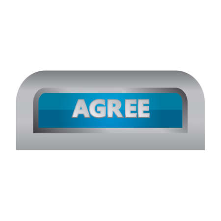 agree: botón de acuerdo