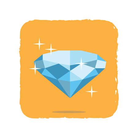 sparkling: sparkling diamond