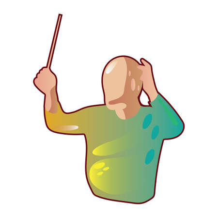 conductor: man conductor
