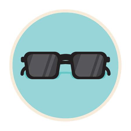 seashores: sunglasses