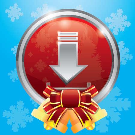 download button: download button