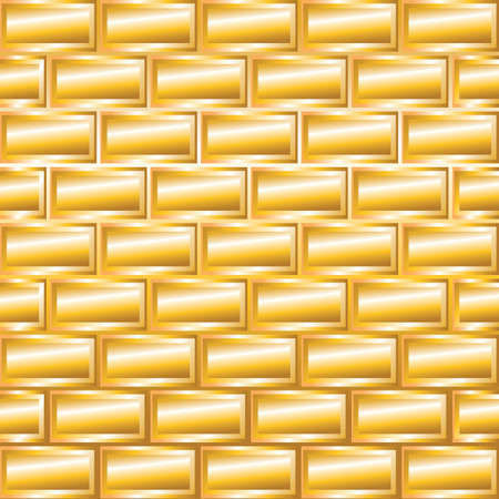 brick texture: golden brick texture