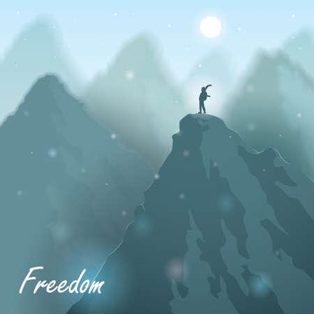 accomplishments: freedom concept design