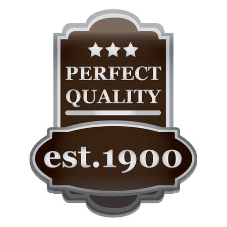 perfect: perfect quality label