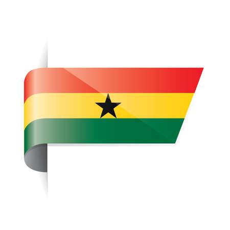flag: ghana flag