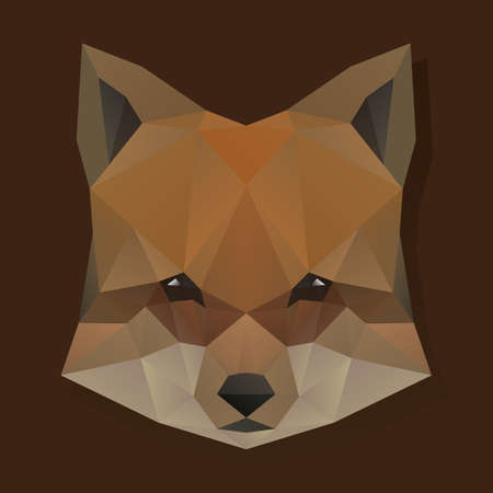 faceted: faceted fox