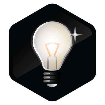filament: bulb Illustration