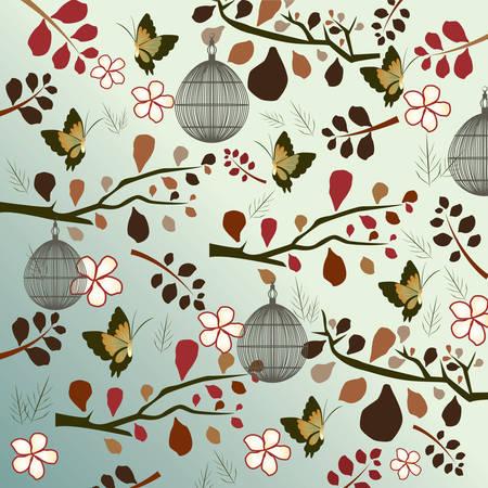 butterfly background: butterfly background