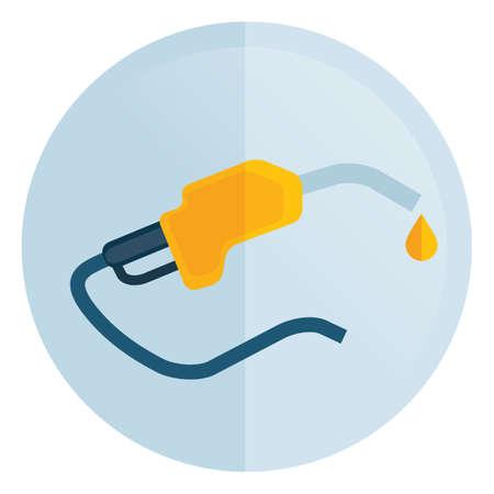nozzle: pipe nozzle Illustration