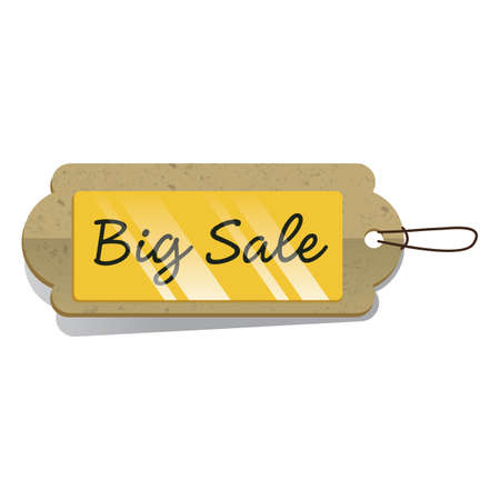 sell off: tag