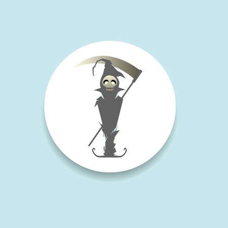 grim: grim reaper button