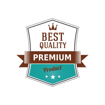 best quality: best quality premium label