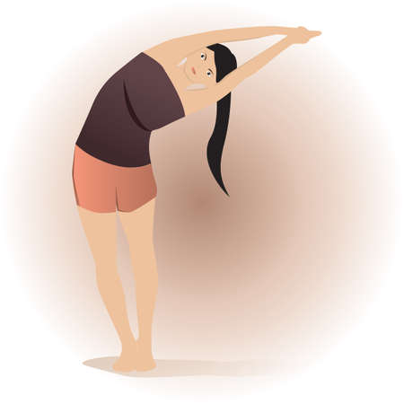 extended: extended mountain pose