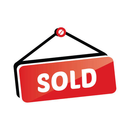 tag: sold tag