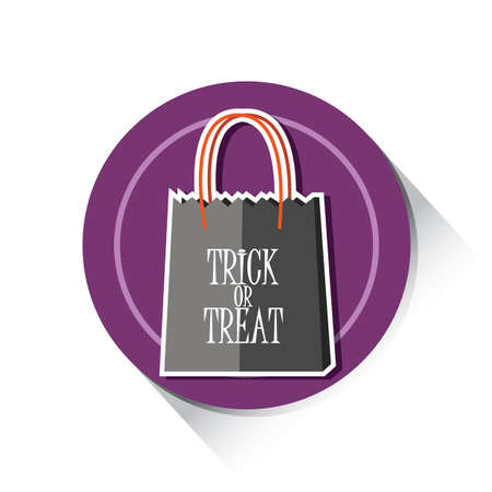 treat: trick or treat bag