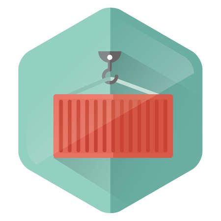 container: container Illustration