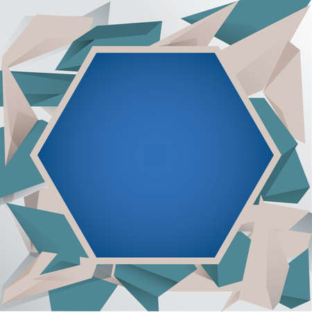 copyspaces: abstract geometrical background