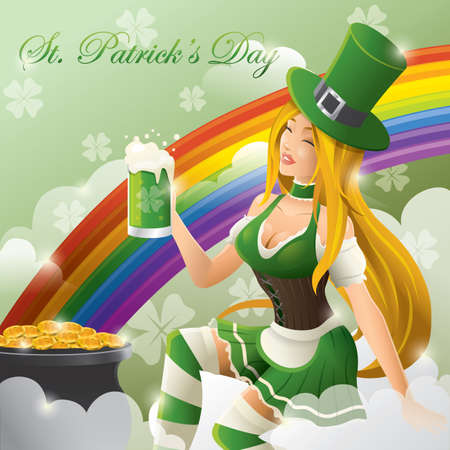 st. patricks day wallpaper
