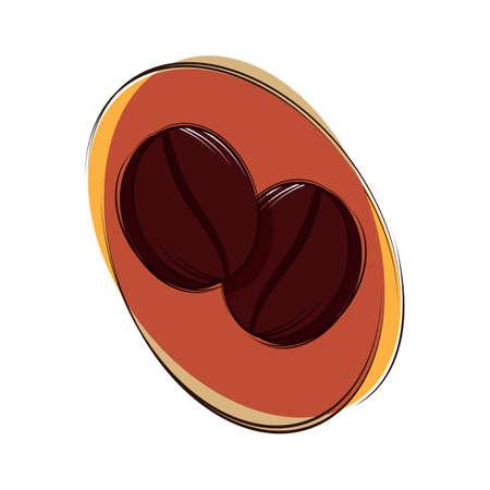coffee beans: coffee beans