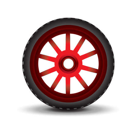 rims: wheel
