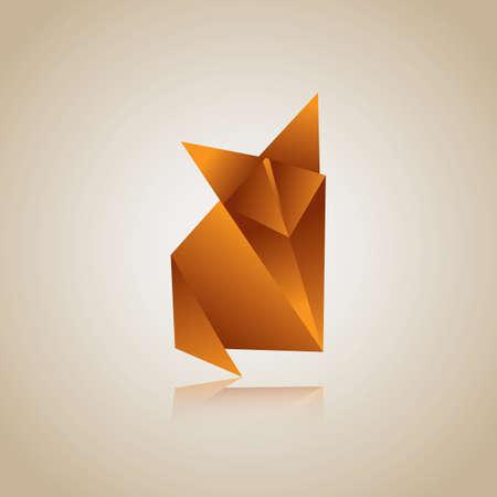 animal: origami animal