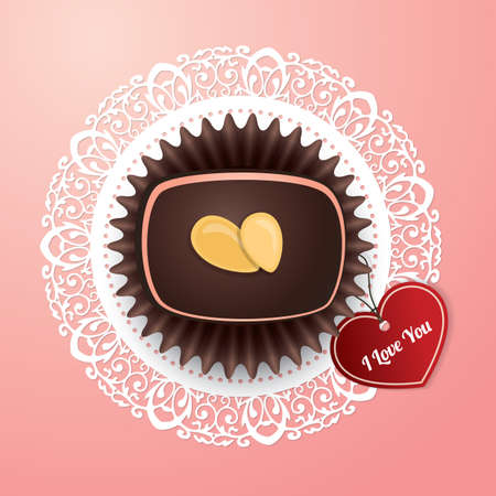 confections: valentines day chocolate