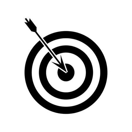 dartboard: a dartboard Illustration