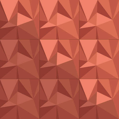 faceted: faceted geometric background