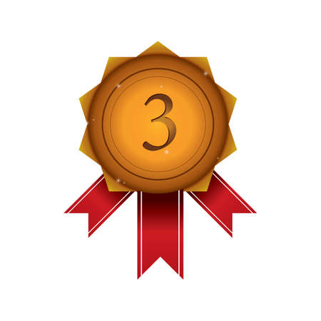 third position badge