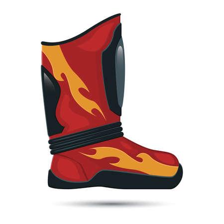 racing: racing boots