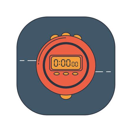 referees: digital stopwatch