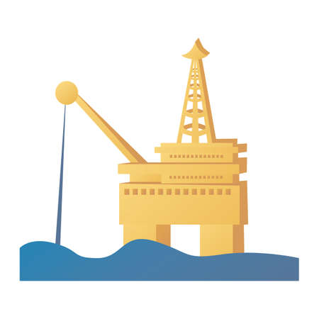 refinery: oil refinery processing plant