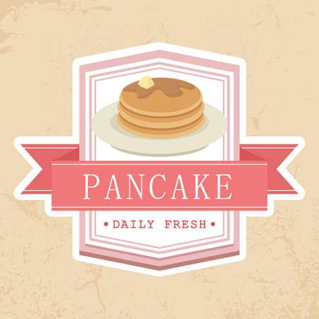 pancake: pancake label
