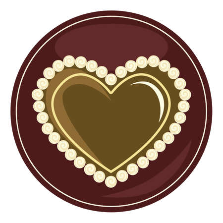 gingerbread: gingerbread heart