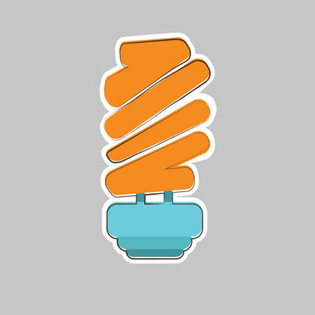 halogen: fluorescent bulb