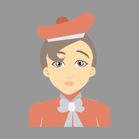 airhostess: air-hostess