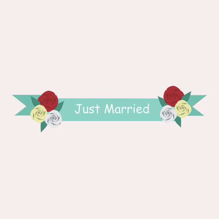 just: just married