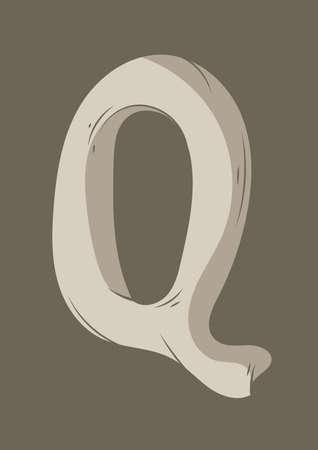 q: letter q