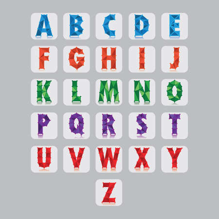 i t: alphabet set