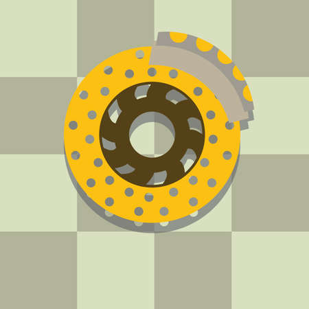 friction: brake disc