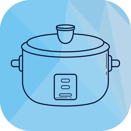 rice cooker: rice cooker