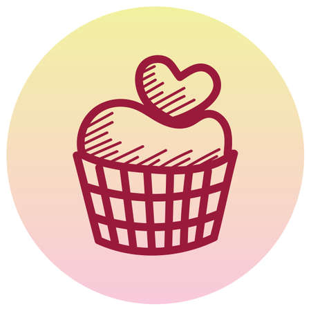 refreshments: cupcake