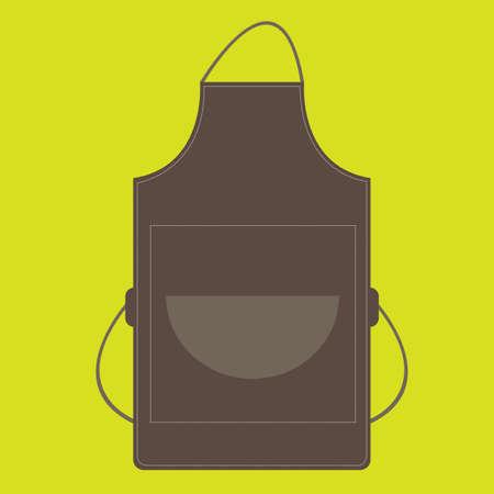 apron: apron Illustration