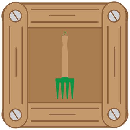 pitch: pitch fork