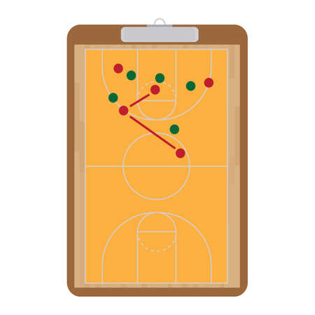 tactic: basketball tactics