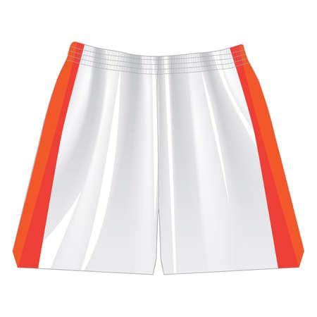 shorts: basketball shorts Illustration